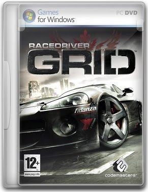 Capa Race Driver: GRID   PC (Completo) + Crack