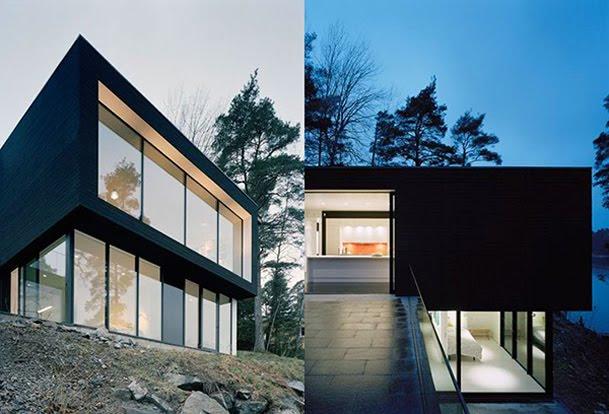 Eltipotonto Design Gallery Ultra Modern Hillside House Design