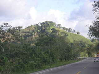 North coast highway, Honduras