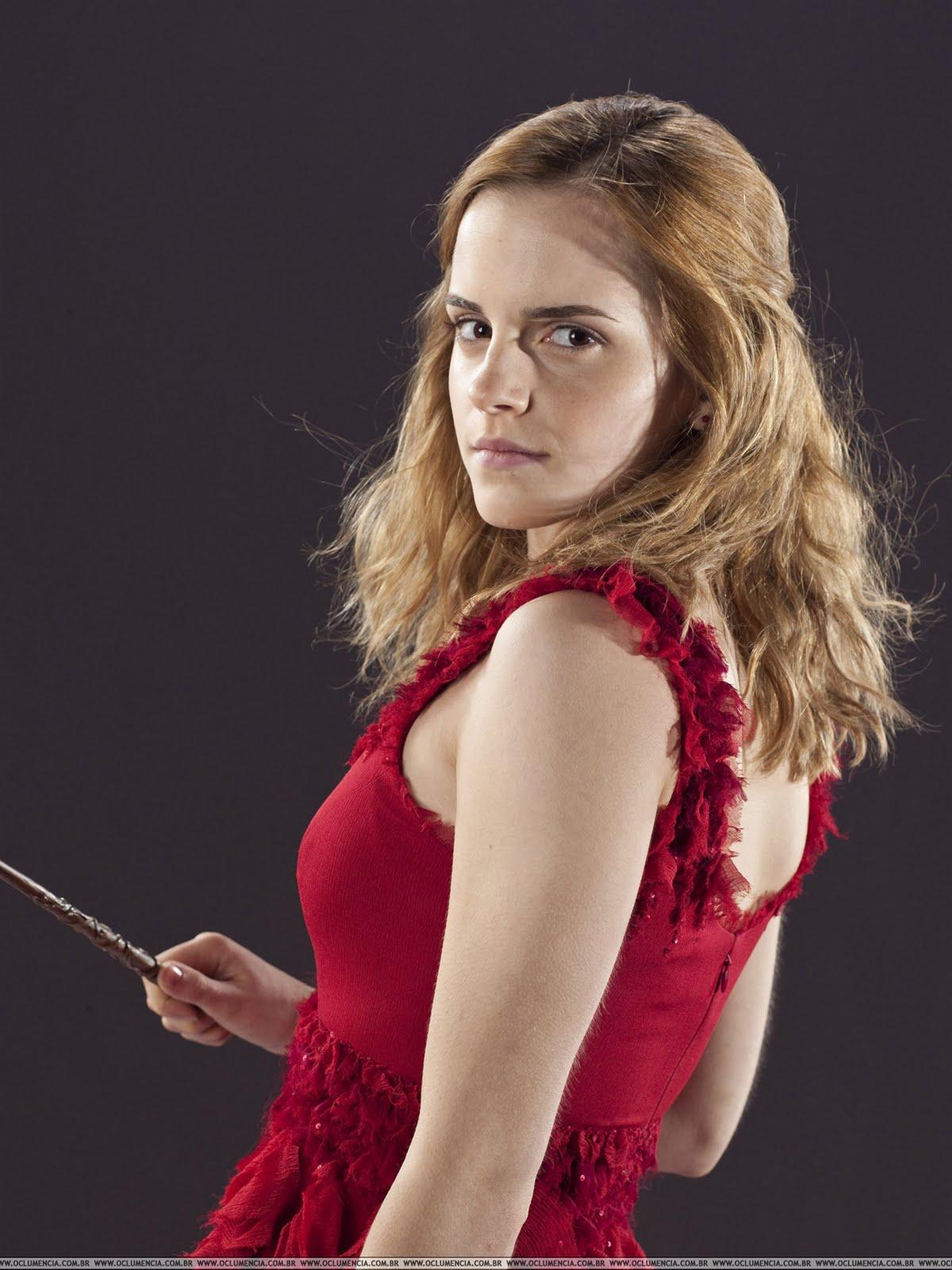 Emma hot watson hermione granger