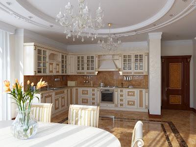 Кухня все в тот же дом почти ничего