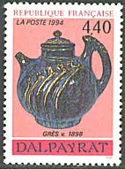 Tea and Stamps