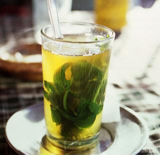 Tea in Morroco