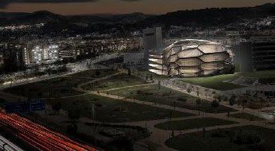 Arquitectura Kengo Kuma Presenta El Proyecto Para El Gran Espacio Escénico De Granada Arqa