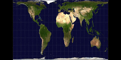 verdadero mapa mundi mundo tierra arno peters blog bogota
