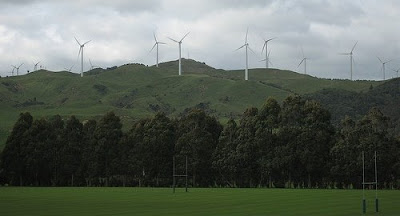 manawatu, wind-energy, wind-farm, new-zealand