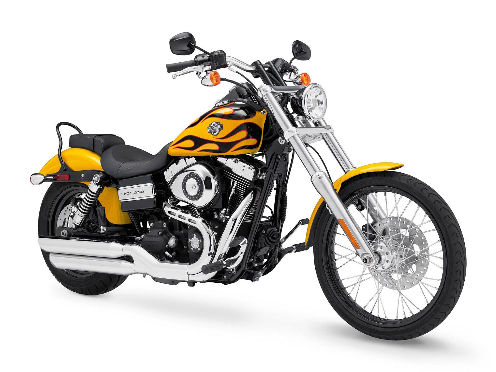 All Bout Cars Harley Davidson Super Glide Dyna: 2011 FXDWG Dyna Wide Glide Harley-Davidson Pictures