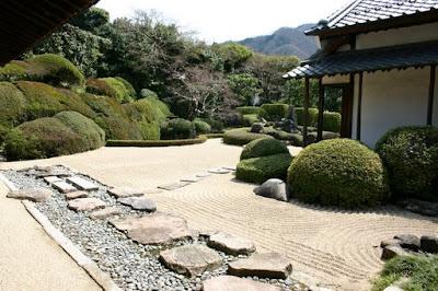 Tatamises Les Fous De Japon Les Jardins De Kyoto Richard Serra Et
