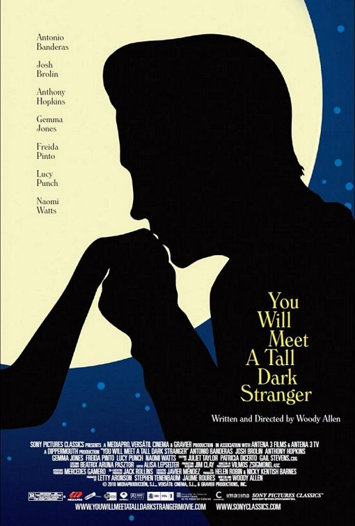 watch you will meet a tall dark stranger trailer
