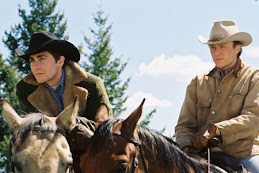 "Heath nel film ""BROKEBACK MOUNTAIN"