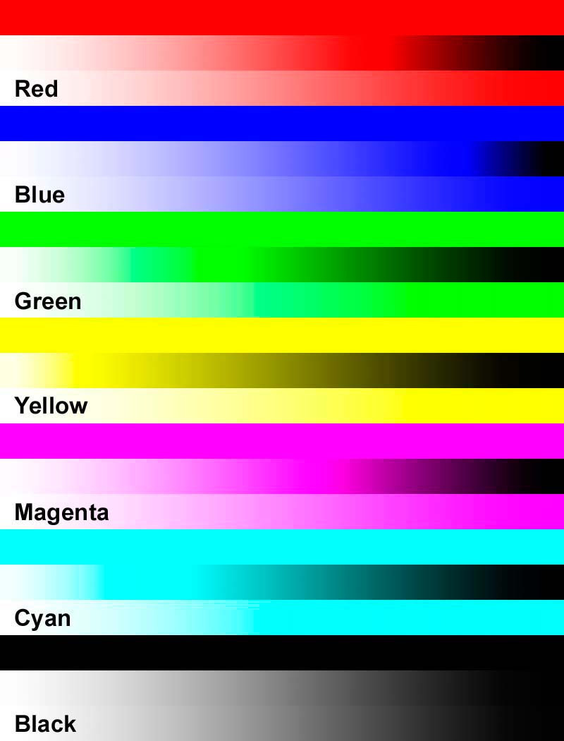 Pin laser printer test page on pinterest for Color print test page pdf