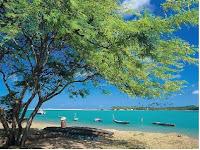 Barra do Cunhaú - local para surf