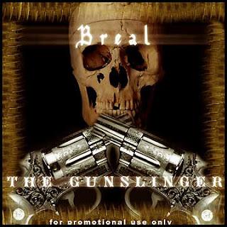 B Real de Cypress Hill, The Gunslinger Volume: 1,2 y 3 Capa+front