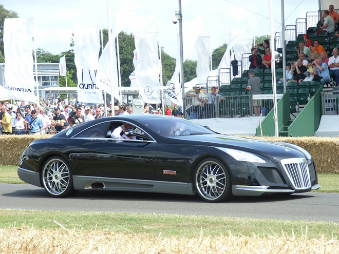 Maybach Exelero (C) Mike Silva 2007