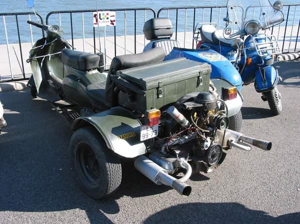 Transmig Vespawagen 1600 cc