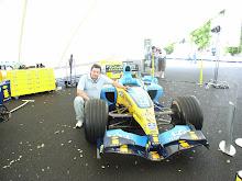 Renault em Donington