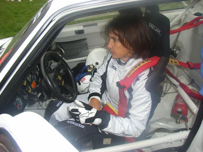 Michelle Mouton, 2007