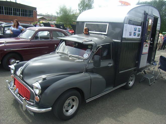 Morris Minor Caravana