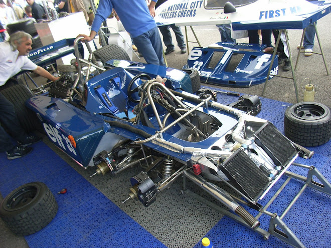 F1 Tyrrell 1976