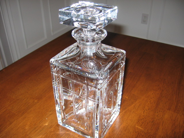 jason 39 s scotch whisky reviews crystal decanters and emperor caligula. Black Bedroom Furniture Sets. Home Design Ideas