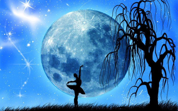 FuchsiaStars® LunarNotes: ☆♥*♥☆ Full Aries Moon