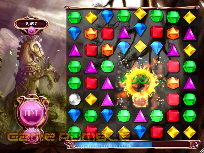تحميل لعبة الجواهر bejeweled 2