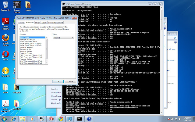 Unidentified Network In Windows 7 Experience - Aimer la vie