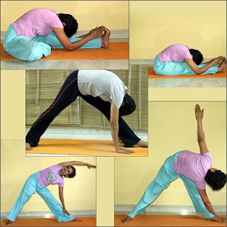 fitness is life knee power with yoga