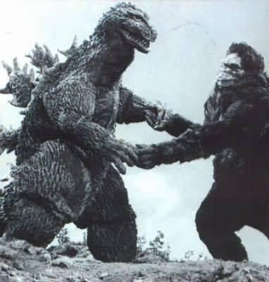 Godzilla essay