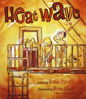 Heat Wave Book