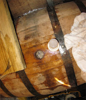 Bourbon Barrel Full of Porter