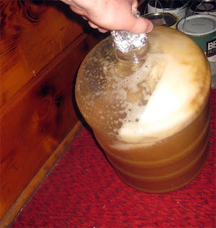 Manual Wort Aeration