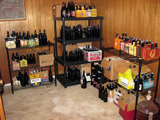The Mad Fermentationist's Cellar
