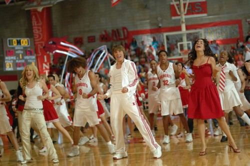 High School Musical Together