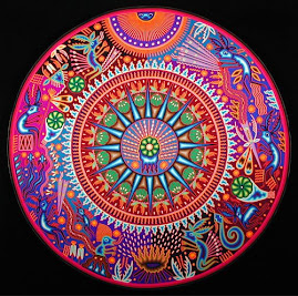Huichol Spiritual Art