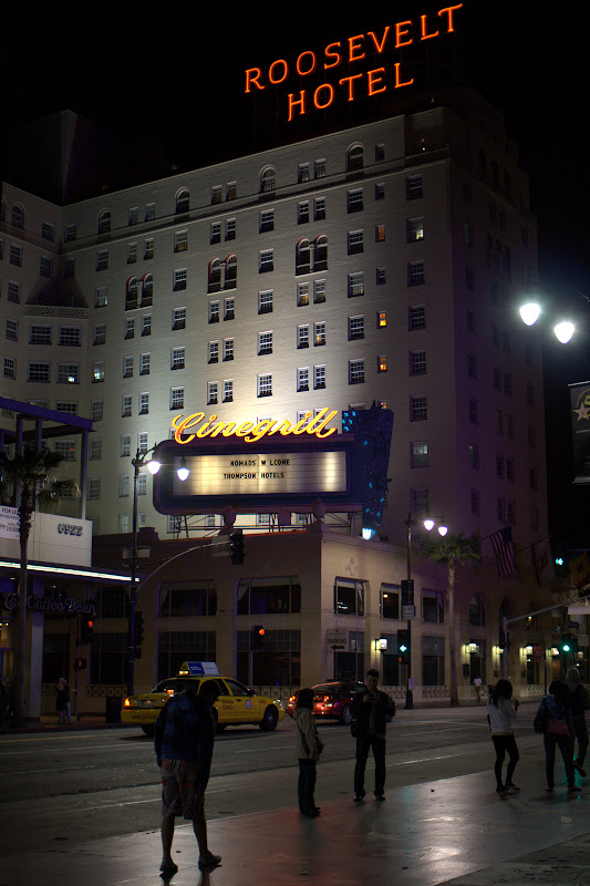 [130/365] Roosevelt Hotel, Hollywood, Los Angeles
