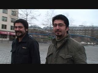Fadil and Serkan