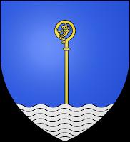 blason de l'abbaye d'Aniane