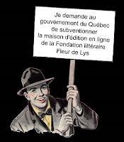 pancarte québécoise