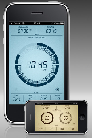 Touch Lcd Designer Speaking Clock Ipa App Version 1 1