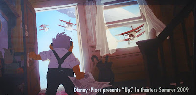 Up by Disney Pixar