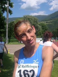 Barbara Ferrarini - oro nel Peso MF40
