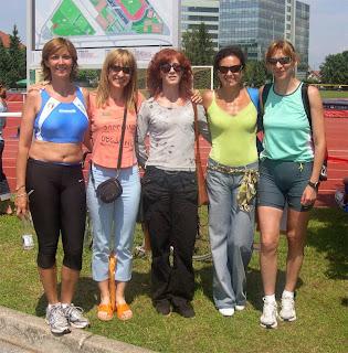 Chiara, Rosa, Anna Pagnotta, Gabriella, Mirella