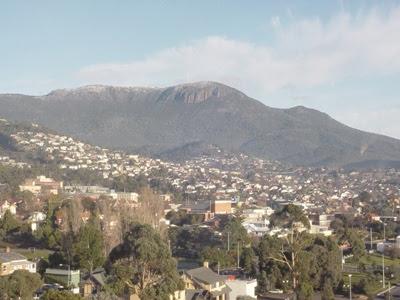 Weekend in Hobart
