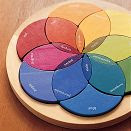 PB Kids Color Wheel Puzzle
