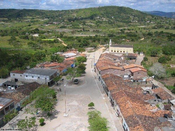 Distrito de São Jose do Bola em Panelas PE