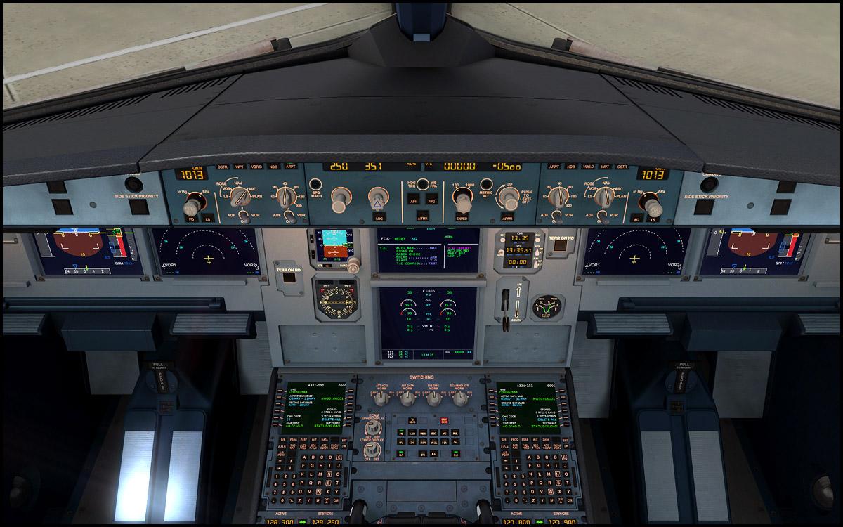 Aerosoft A320 Cockpit Related Keywords & Suggestions - Aerosoft A320