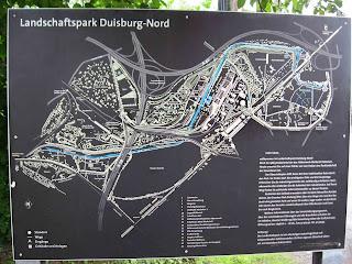 New nature Cultural landscapes Travel Landschaftspark Duisburg