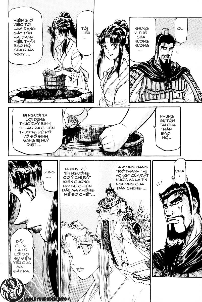 Chú Bé Rồng - Ryuuroden chap 29 - Trang 26