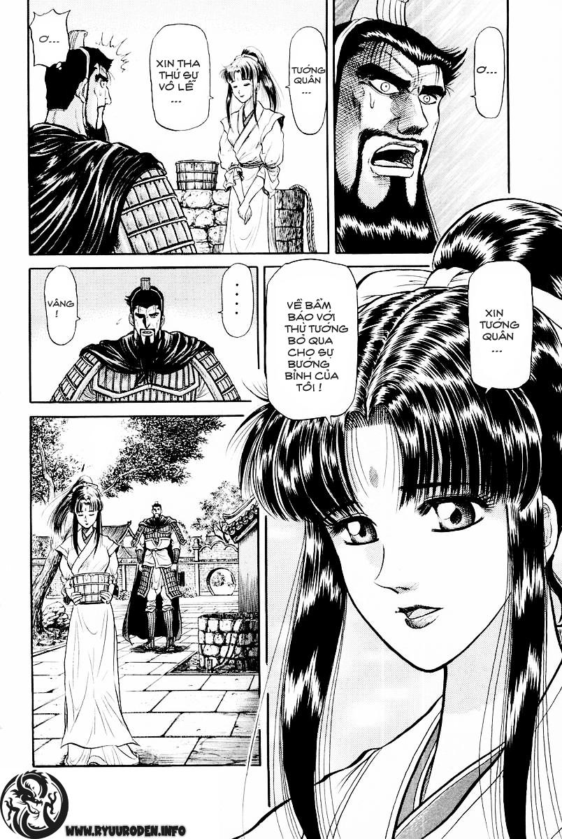 Chú Bé Rồng - Ryuuroden chap 29 - Trang 28